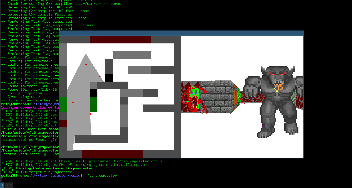 Введение в программирование: простой 3D-шутер с нуля за выходные, часть 2 - 13