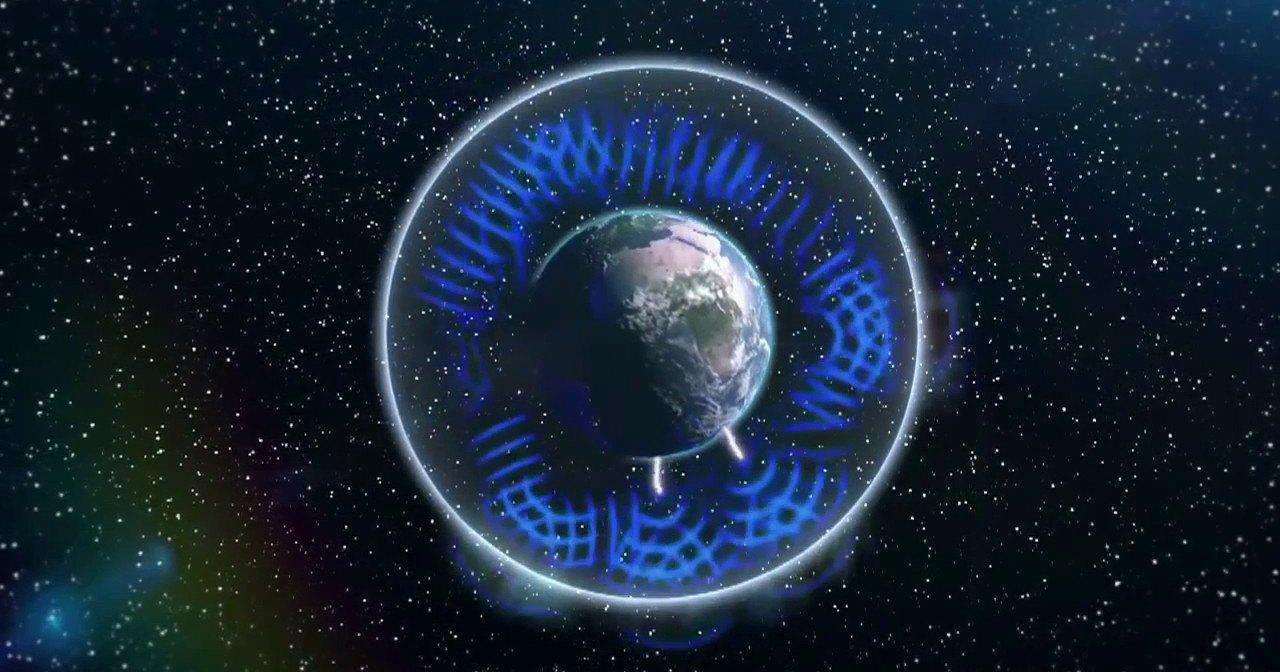 Земной электромагнетизм защищает живые клетки