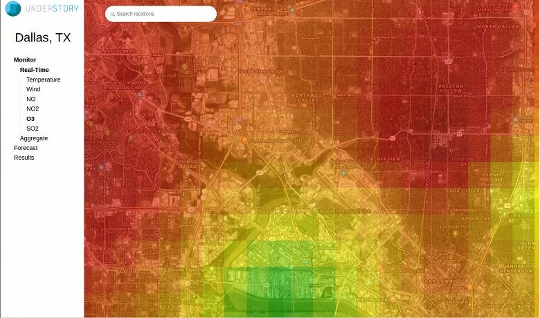 Understory отбирает 10 городов для участия в проекте Atmosphere