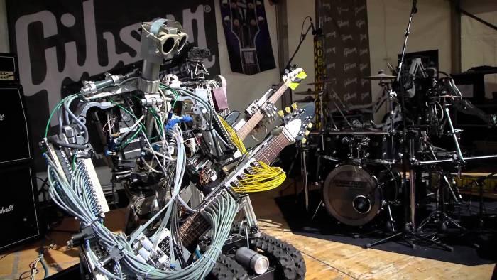 Мечтают ли андроиды об электропанке? Как я учил нейросеть писать музыку - 6