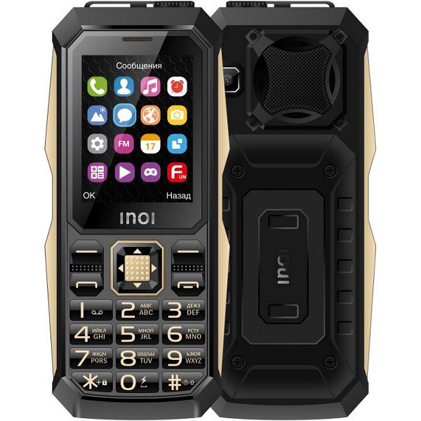Новый телефон Inoi держит заряд 2 месяца в режиме ожидания и может выступать в роли внешнего аккумулятора