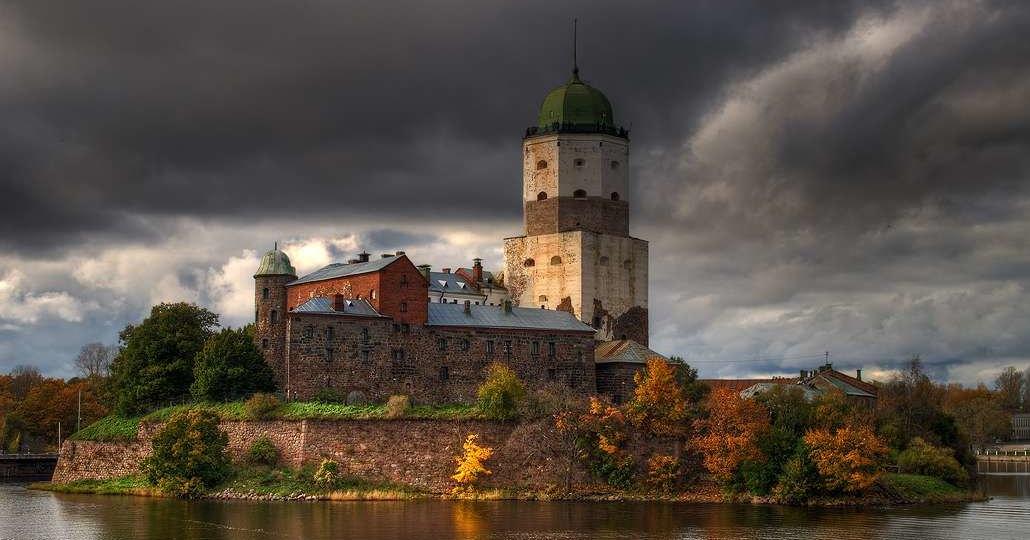 Раскрыта тайна подземелья Выборгского замка