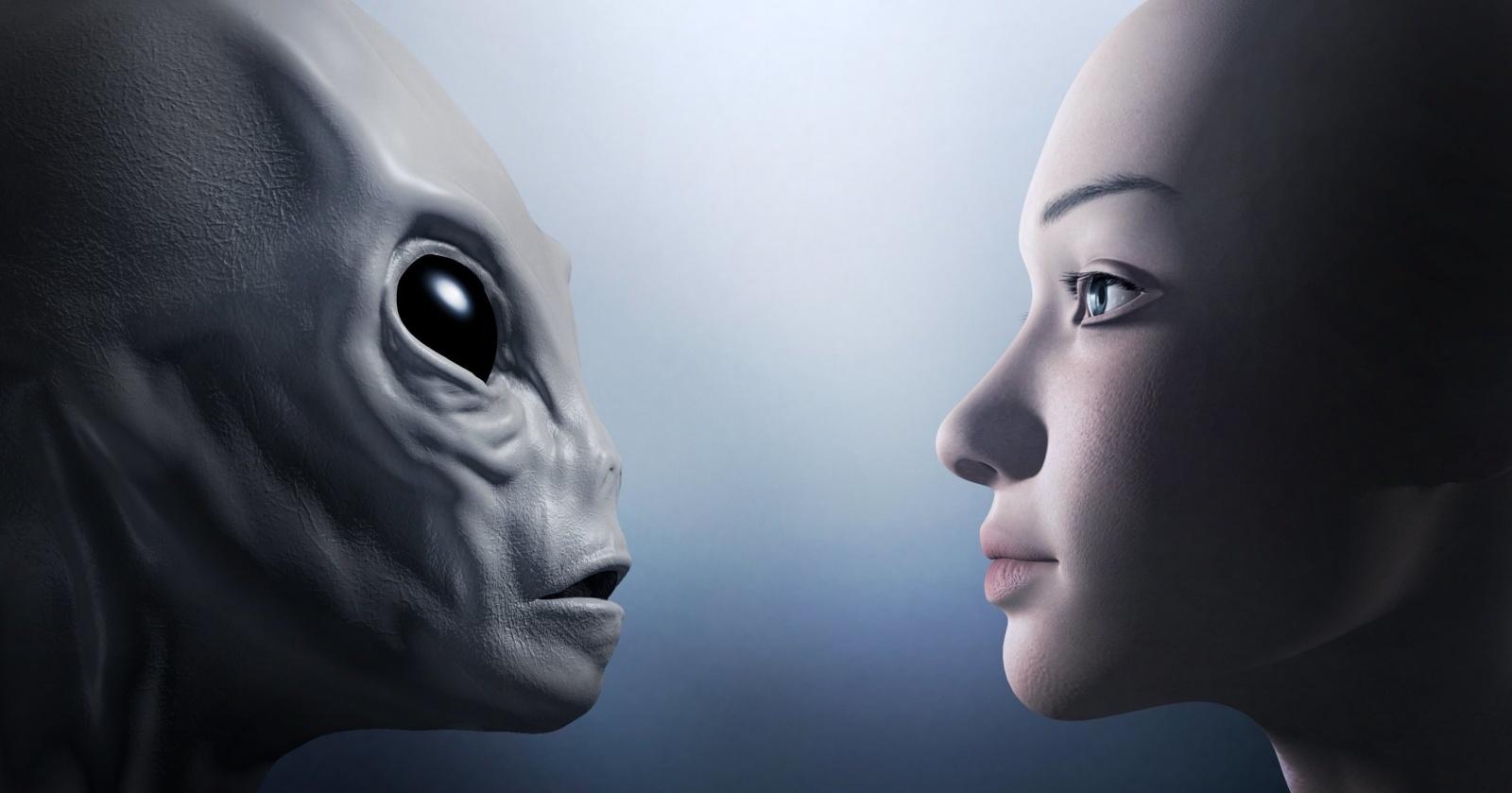 Узнай, кто ты: человек, андроид или инопланетянин?