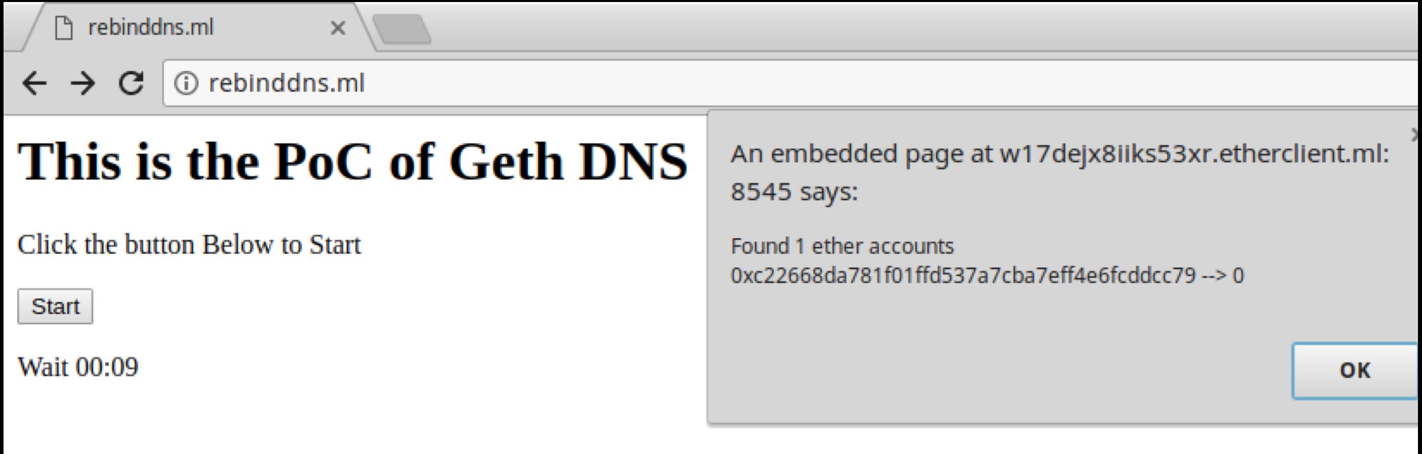 DNS rebinding в 2k19, или как по-настоящему вспотеть, посетив порносайт - 18