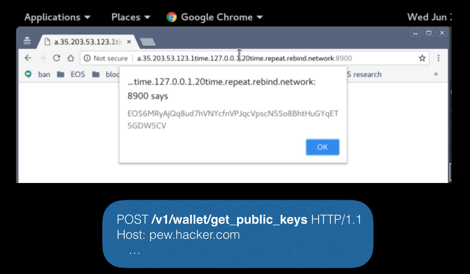 DNS rebinding в 2k19, или как по-настоящему вспотеть, посетив порносайт - 19