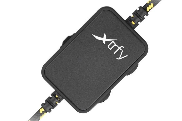 Гарнитура Xtrfy H2 предназначена для продолжительных игровых сессий