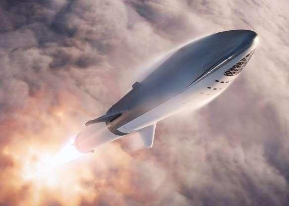 Маск назвал цену билета на космическом корабле SpaceX до Марса