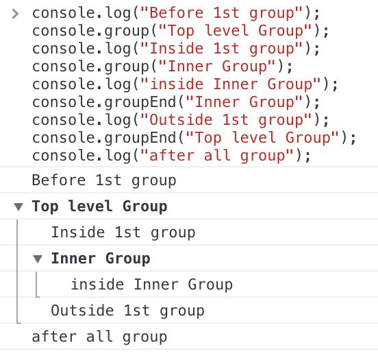 10 консольных команд, которые помогут дебажить JavaScript-код like a PRO - 2