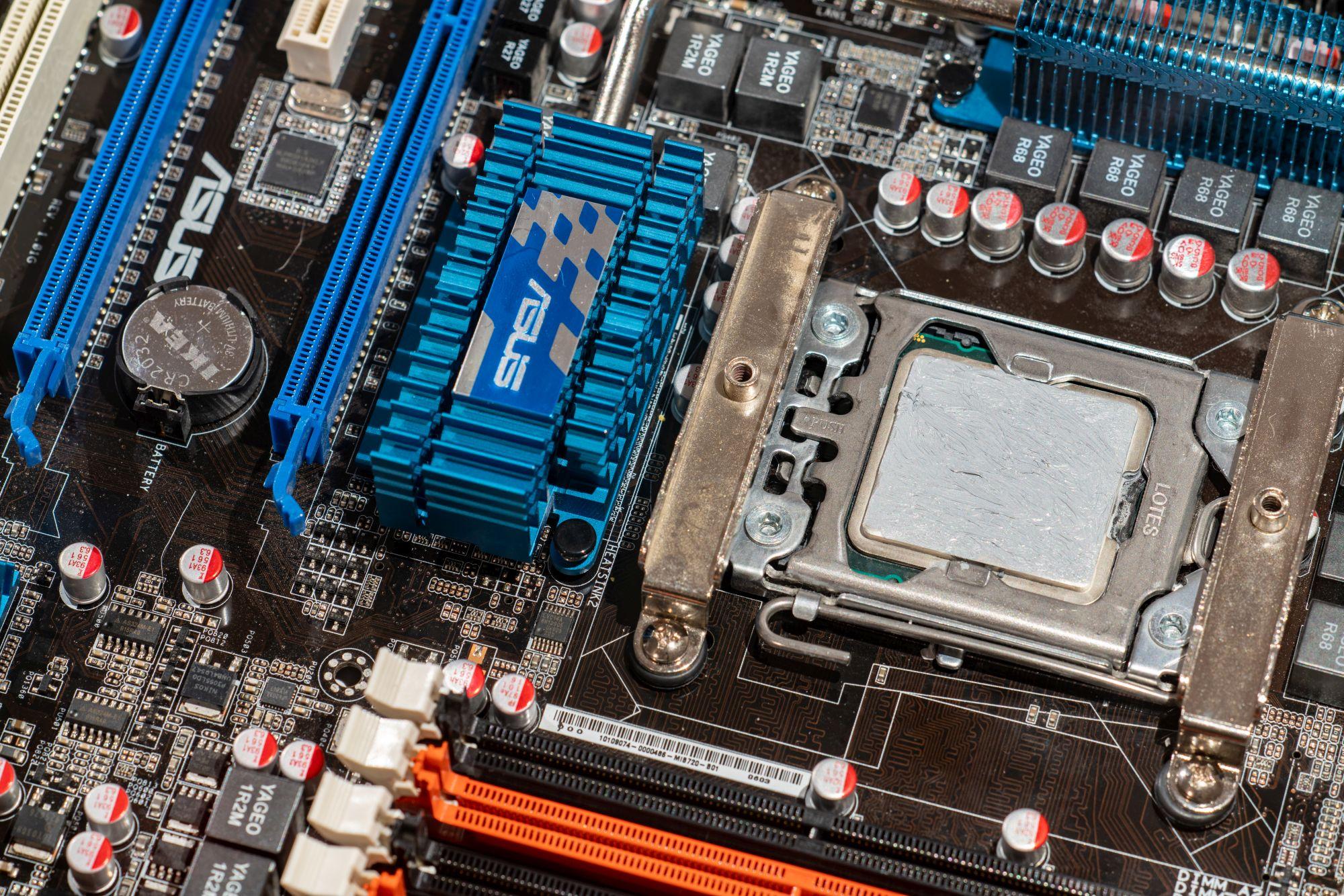Древности: современный компьютер из старых запчастей - 20