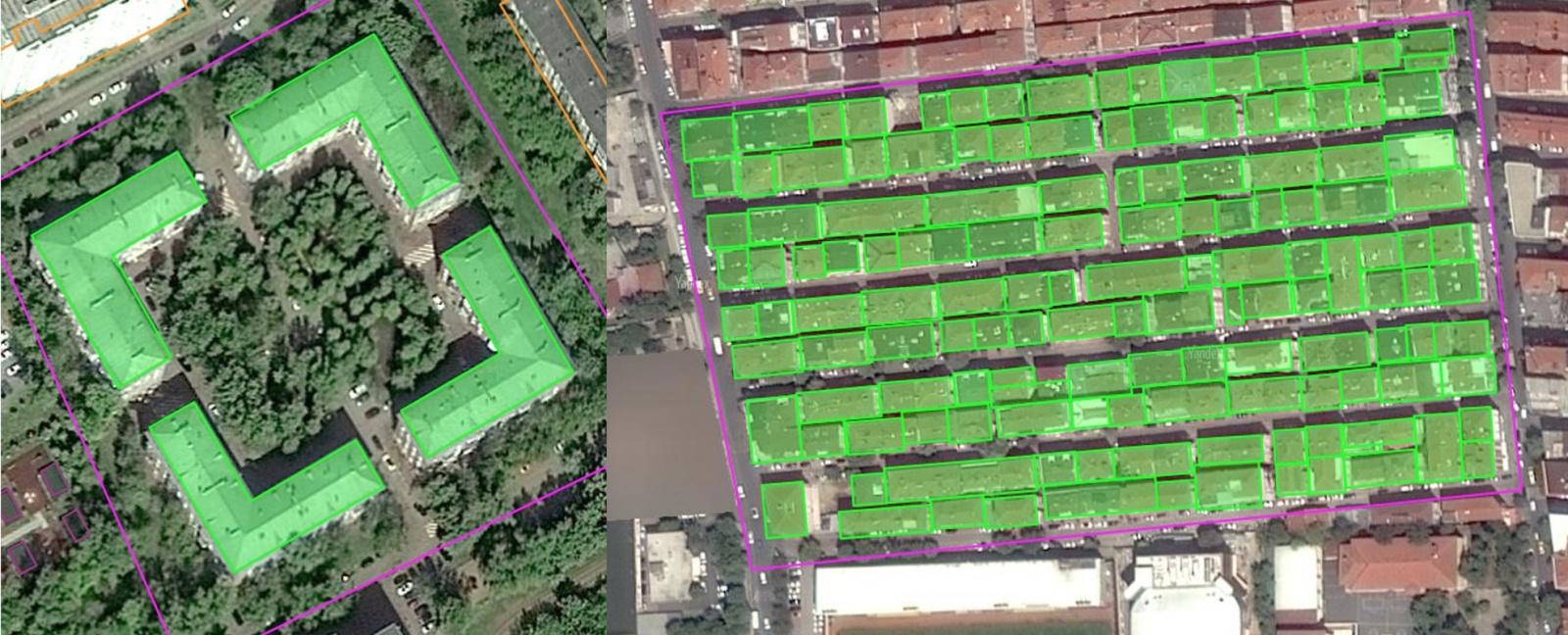 Как превратить спутниковые снимки в карты. Компьютерное зрение в Яндексе - 1
