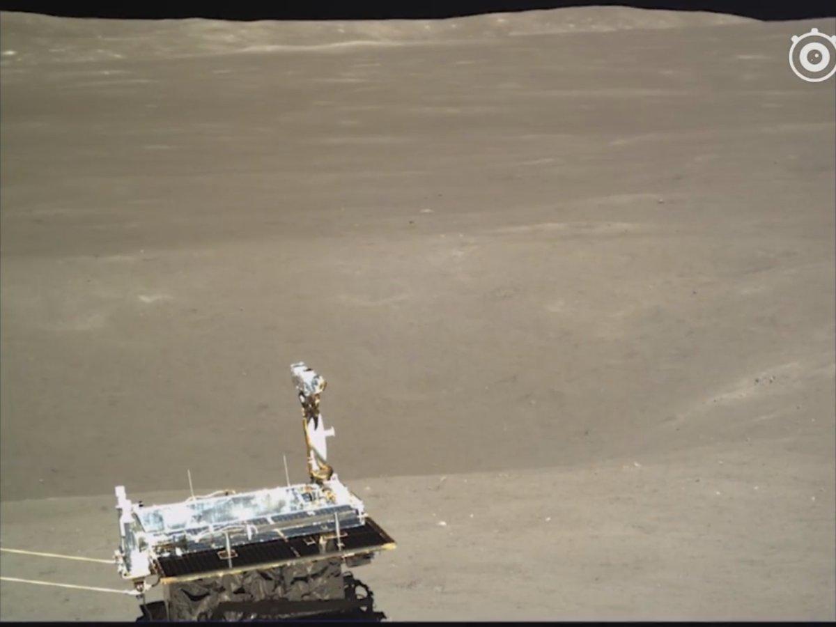 Китайский спускаемый модуль «Чанъэ-4» и ровер «Юйту-2» готовы ко второй ночи на обратной стороне Луны - 7