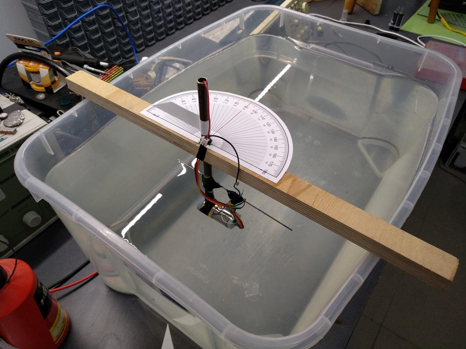 Модуль подводного ультразвукового дальномера - 5