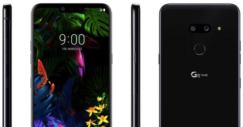 Новый флагманский смартфон LG показали на рендерах