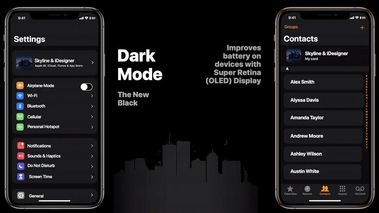 Видео дня: тёмная тема, поддержка нескольких пользователей в iPad и другие потенциальные новшества iOS 13