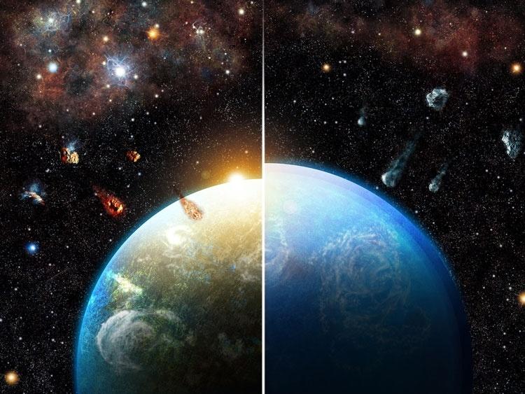 Земля могла навечно остаться скованным льдом всемирным океаном, но нам повезло с Солнцем