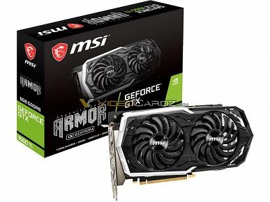 MSI не поскупится на охлаждение для видеокарт GeForce GTX 1660 Ti