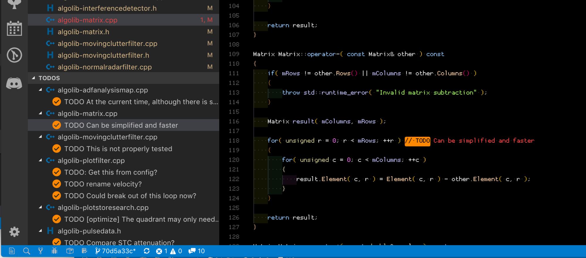 Must-have плагины и несколько полезностей для С-С++ разработки в VS Code - 10
