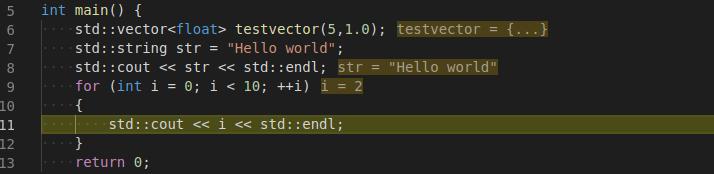 Must-have плагины и несколько полезностей для С-С++ разработки в VS Code - 16
