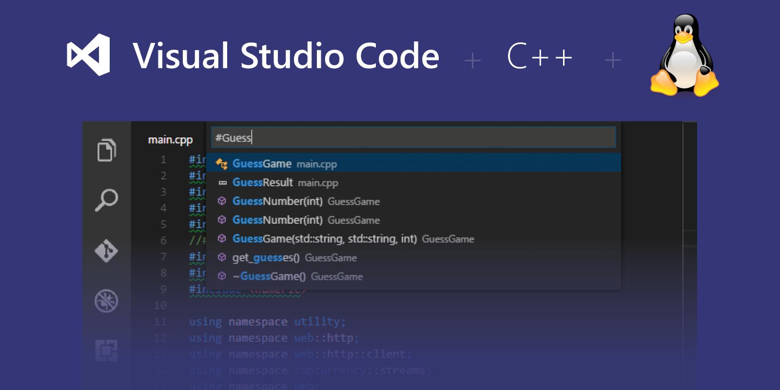 Must-have плагины и несколько полезностей для С-С++ разработки в VS Code - 1