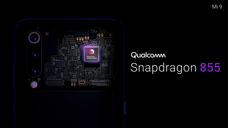 Xiaomi официально подтвердила использование в смартфоне Mi 9 процессора Snapdragon 855