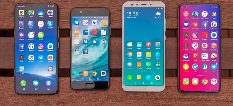 Китайские производители заняли рекордную долю европейского рынка смартфонов