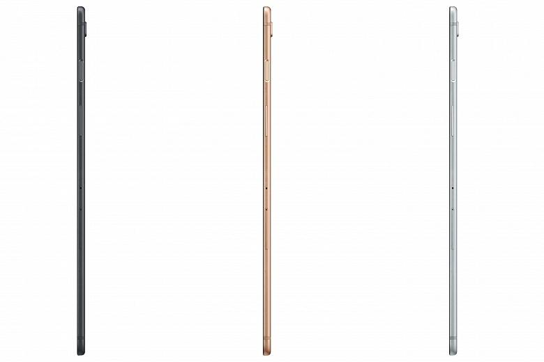 Рекорд по тонкости и лёгкости. Представлен планшет Samsung Galaxy Tab S5e