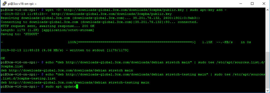 Выпущена 3CX v16 Beta 1 с поддержкой Raspberry Pi - 8