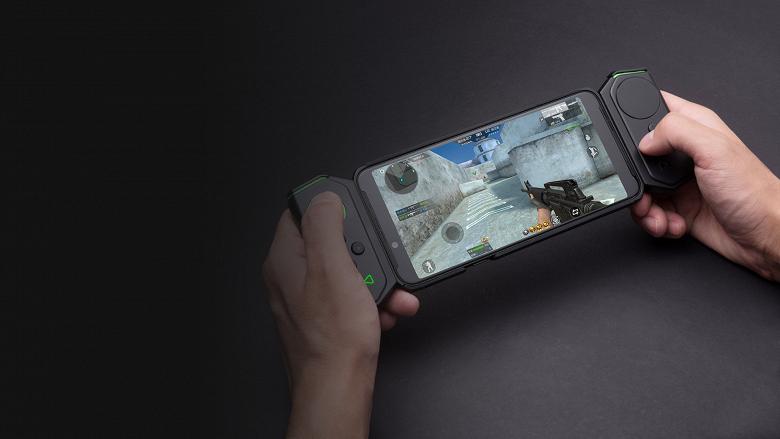 Xiaomi подтвердила. Третье поколение игрового смартфона Black Shark работает на Snapdragon 855