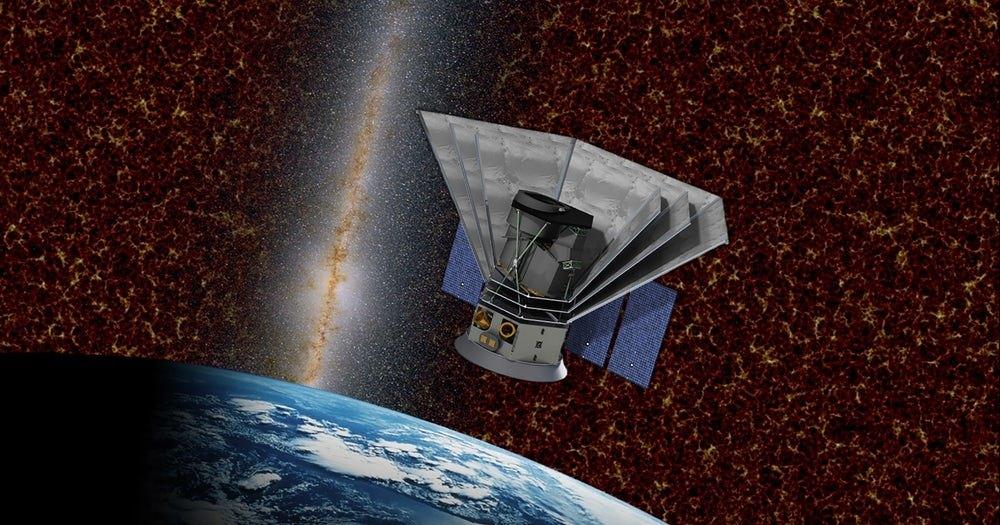 Новая миссия NASA изучит прошлое Вселенной