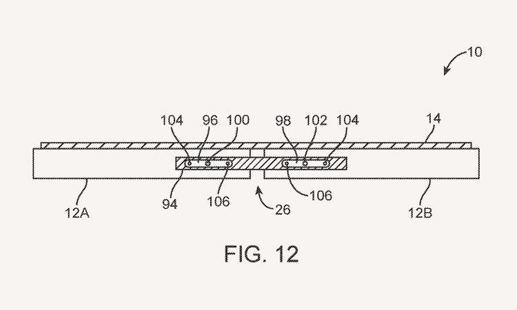 Складной iPhone показался в новом патенте Apple