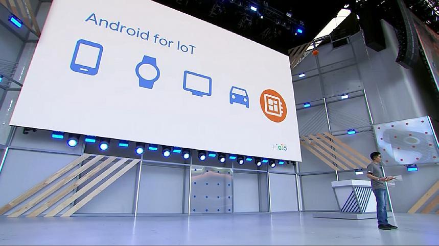 Android Things перефокусируется на умные колонки и дисплеи - 2