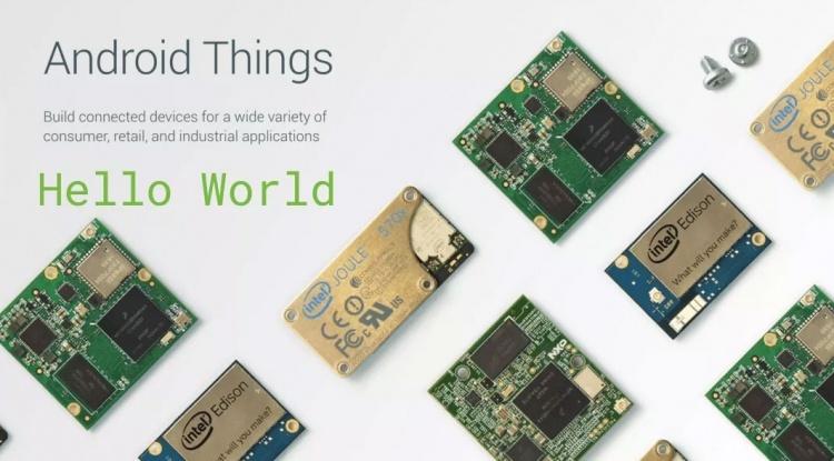 Android Things перефокусируется на умные колонки и дисплеи - 4
