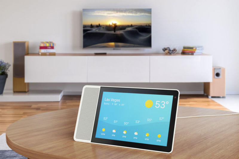 Android Things перефокусируется на умные колонки и дисплеи - 1