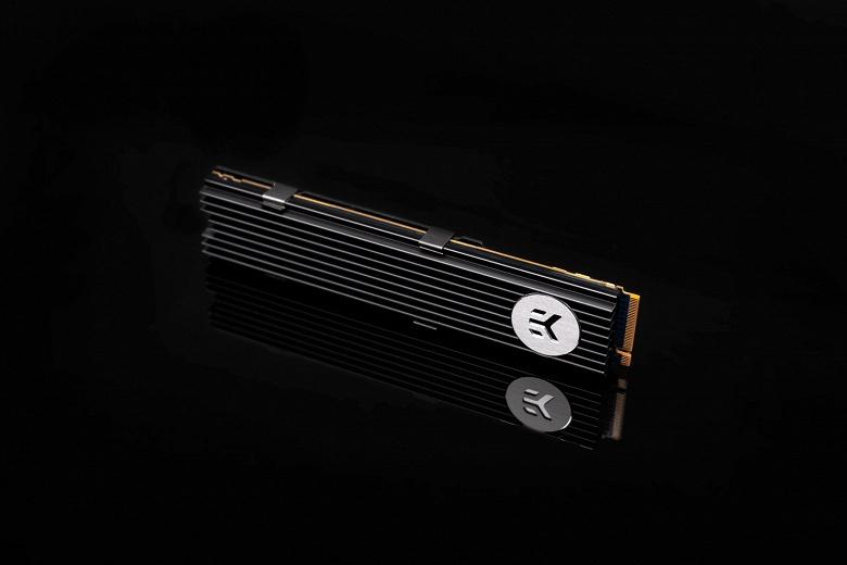 У EK готов радиатор для твердотельного накопителя Intel Optane 905P типоразмера M.2