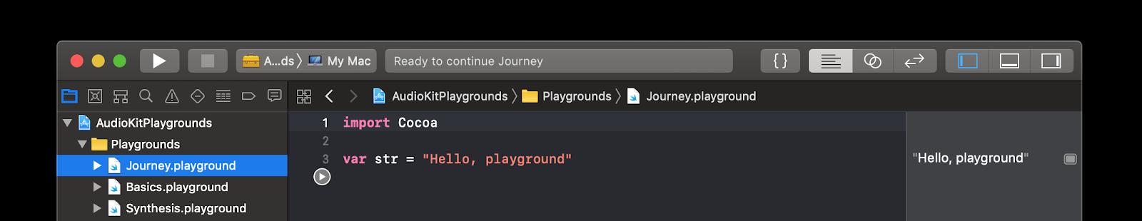 AudioKit и синтезирование звука в iOS-OSX - 2