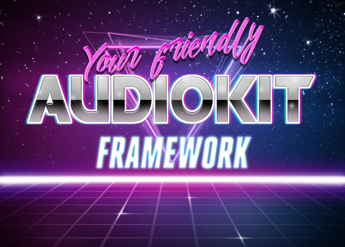 AudioKit и синтезирование звука в iOS-OSX - 1