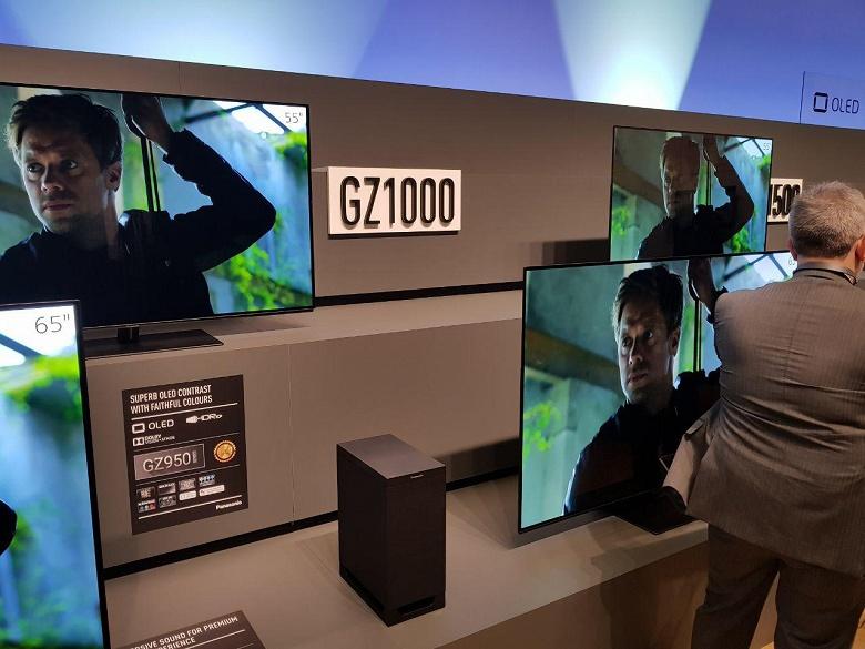 Panasonic удвоила количество линеек ТВ на базе панелей OLED и добавила в телевизоры поддержку HDR10+, Dolby Vision и Dolby Atmos