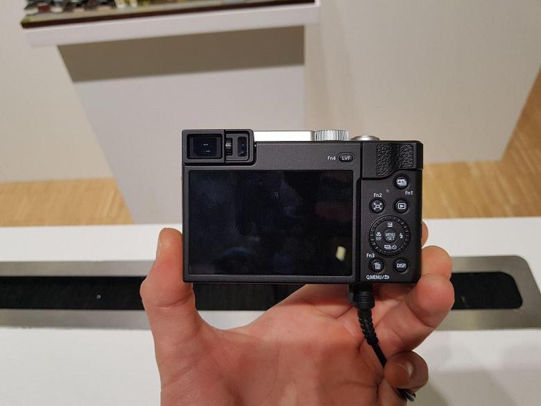 Представлена фотокамера Panasonic Lumix TZ95 – компактный «походный зум»