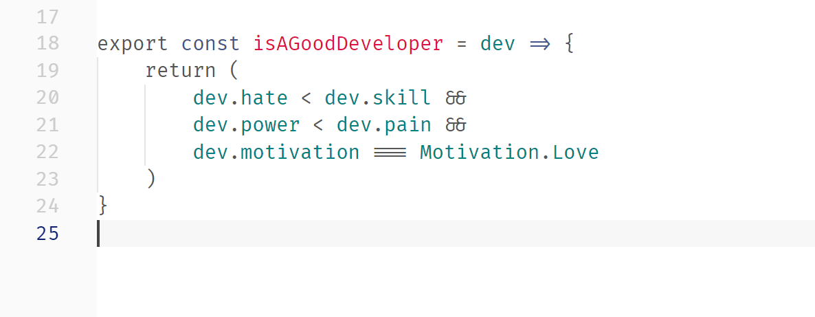 I ruin developers' lives with my code reviews and I'm sorry - 4