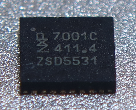 SmartCard I2C Protocol. Обмен APDU командами через I2C интерфейс - 1