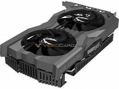 Zotac заковала видеокарту GeForce GTX 1660 Ti в «броню» со всех сторон