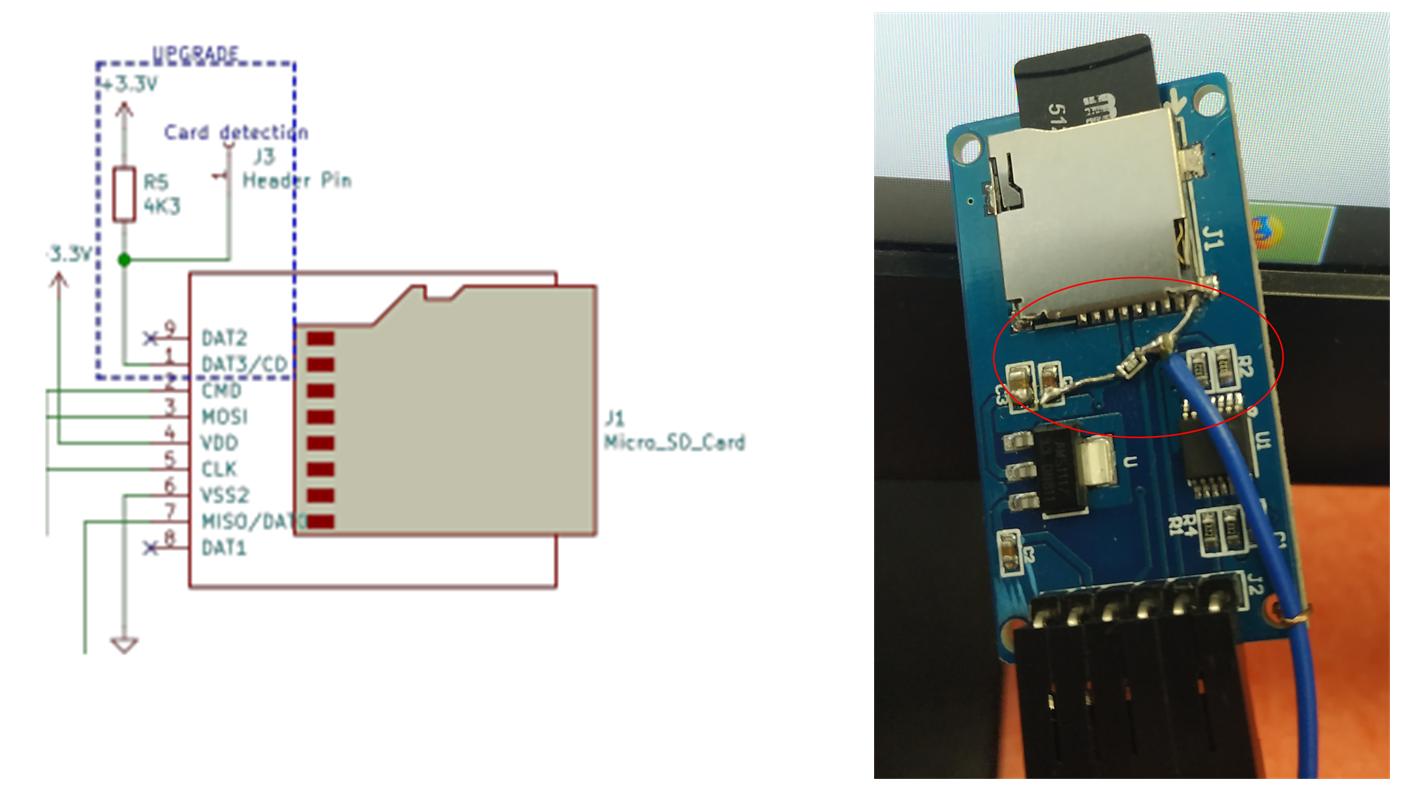 Апгрейд отладочной платы с процессором Baikal-T1: добавляем SD-карту - 2