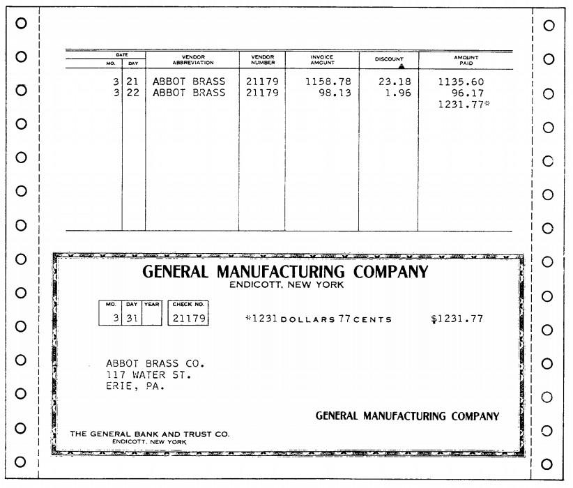 Бухгалтерские машины, IBM 1403, и почему 132 колонки – это стандарт для принтеров - 12