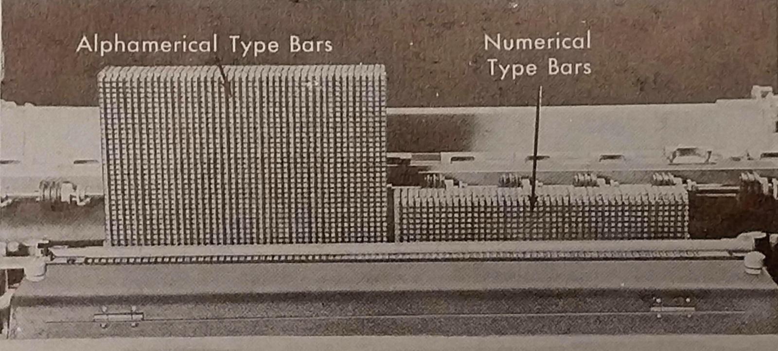 Бухгалтерские машины, IBM 1403, и почему 132 колонки – это стандарт для принтеров - 8