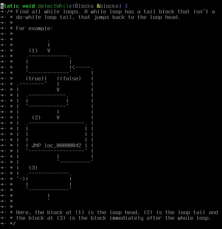 Объясняем код с помощью ASCII-арта - 11