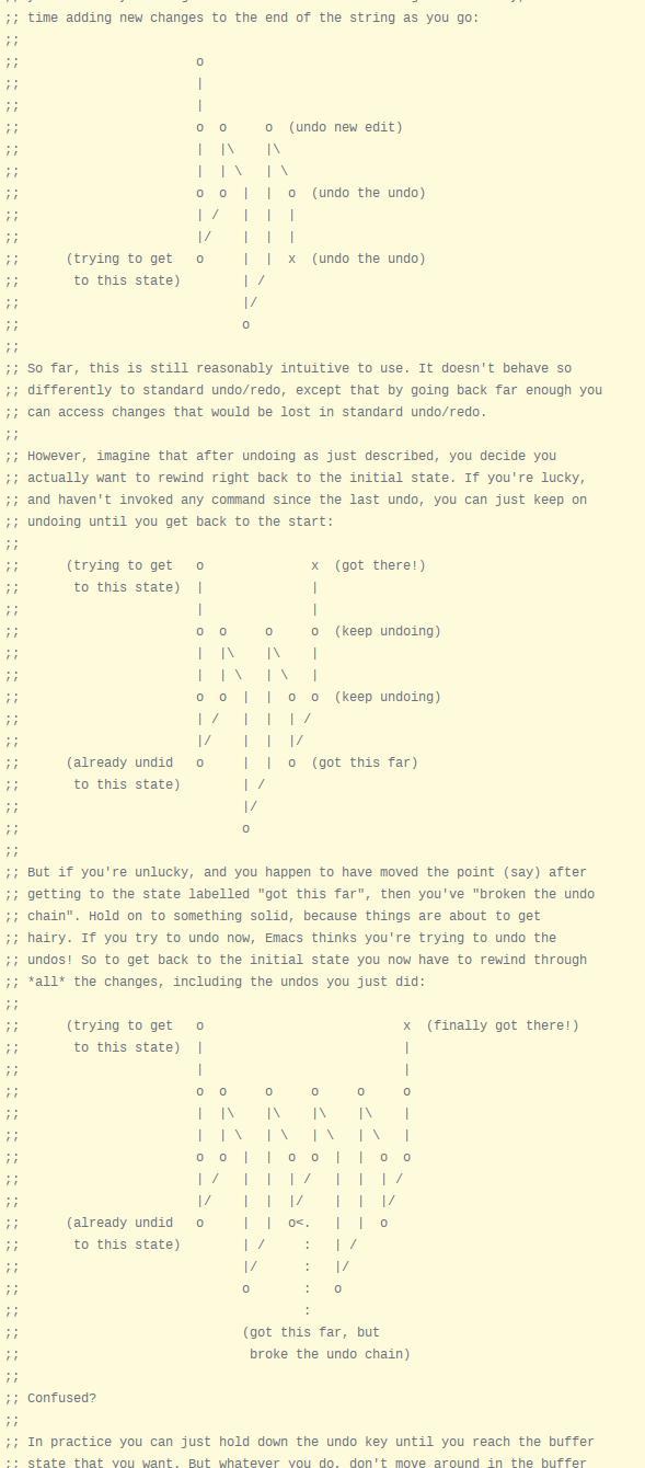 Объясняем код с помощью ASCII-арта - 21