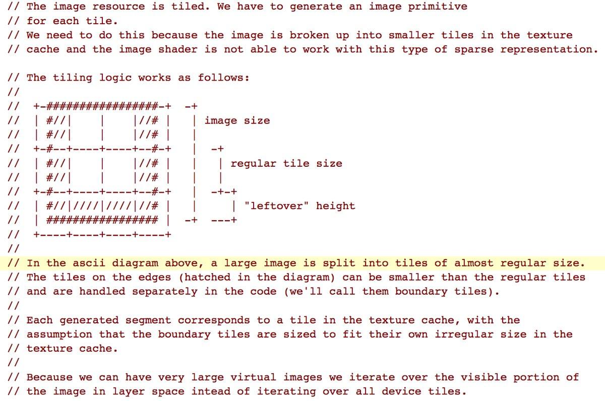 Объясняем код с помощью ASCII-арта - 23