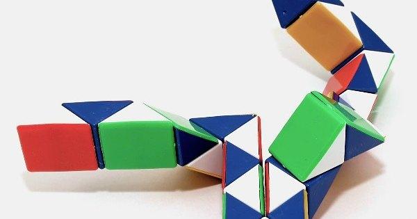 Патент недели: изобретение из детской головоломки