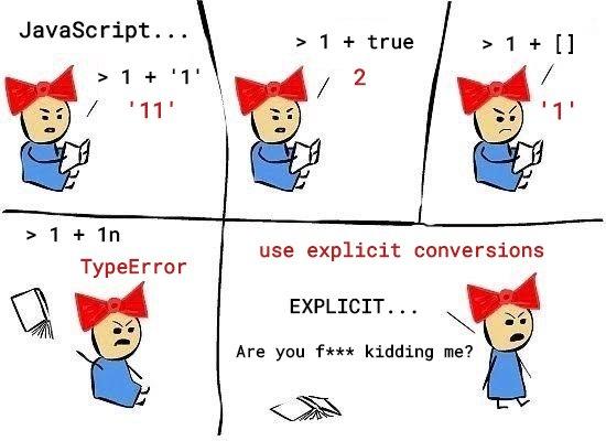 JavaScript: Большое целое Ну почему - 1