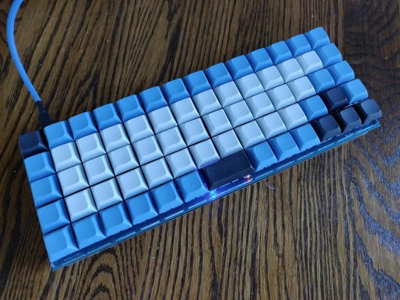 KeeBee. Изготовление с нуля собственной USB-клавиатуры - 1